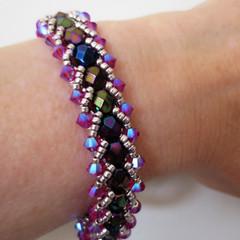 Sparkling Crystal Bracelet.