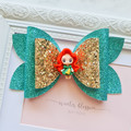 Green and Gold Dream bow