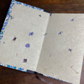 Handmade Blue Florentine Premium Artists Sketchbook/Journal