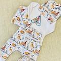Baby/Toddler Harem Pants Set