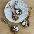 Grazing Plate (Assorted) Keychains