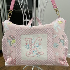 Personalised Nappy Bag