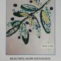 Stitch Kits by Petal & Sea- Blue Berry Ash