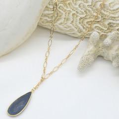 Zelza Lapis Lazuli Necklace