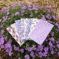 Handkerchief - Ladies 30 x 30cm Liberty of London, Alpine Daisy