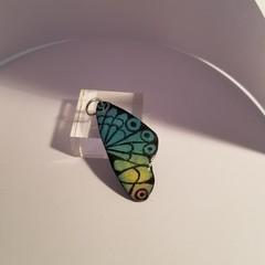 Butterfly Wing  Pendant