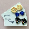 Fun Earring Studs