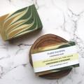 Best Seller Soap - Lemongrass on the move (lemongrass & rosemary essential oils)