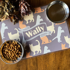 Personalised Pet Placemats - FREE SHIPPING