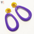 Teardrop Hoop Earrings | FREE SHIPPING
