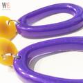 Teardrop Hoop Earrings | FREE SHIPPING
