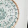 Sage Handmade Crochet Dreamcatcher