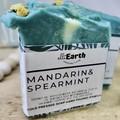 Mandarin & Spearmint Soap
