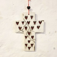 Wall Art - Eternal Love Cross