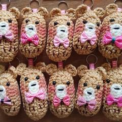 Mumma Bear Keyrings