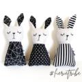 Little Bunny Rabbit Softie