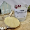 Rose Bud Soy wax candle   Candle   Hand poured candle