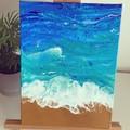 Ocean Art 40cm x 30cm (12x16in)