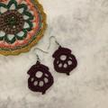 Inspired Crochet Earrings