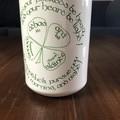 Four leaf clover coffee mug ! Irish charm and warm well wishes