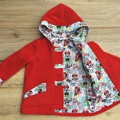 Minnie Mouse Duffle Jacket