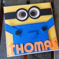 Personalised Minion Card