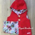 Minnie Mouse Vest