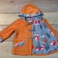 Foxy Duffle Coat