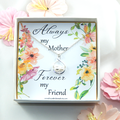 Mother Daughter Necklace,Mother Necklace from Daughter,Mothers Day Gift