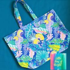 Ellie Whittaker Rainforest tote bag
