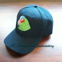 White-fronted Amazon Parrot Cap