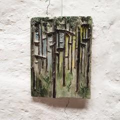 Wall Art - The Deep Dark Woods
