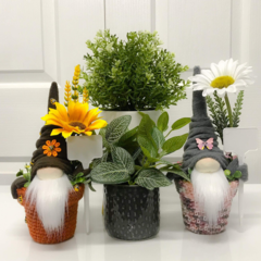 GNOME | Potted Bloom | Sunflower