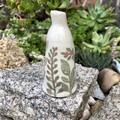 """In the Garden""  Bud Vase"