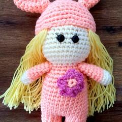 Medium Doll Bunny