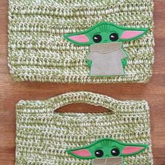 Cute Little Yoda Bags