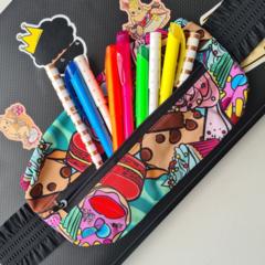 Baled Goods Laptop Pencilcase