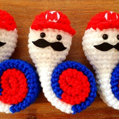 Mario Super Snails
