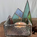 Twin Peaks Candle Holder - Pair