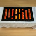 Furnace Table runner | Wall hanging