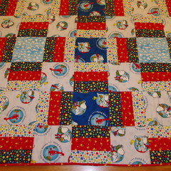 Curse You Red Baron! Quilt