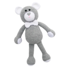 'Boston the Bear' Amigurumi Crochet Toy Softie