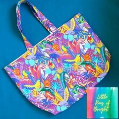 Ellie Whittaker Jungle Fever Tote Bag