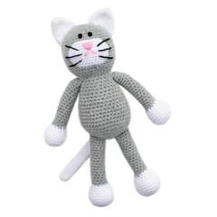 'Claude the Cat' Amigurumi Crochet Toy Softie