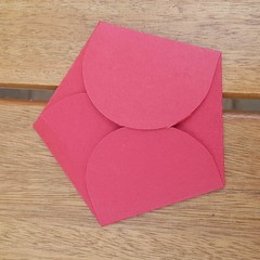 Template, five sided petal, gift box, packaging, wedding  favor box, jewelry box
