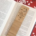 Love You To The Moon & Back Personalised Bookmark