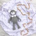 'Boston the Bear' Crochet Toy Softie