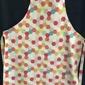 Apron Cotton Hexagon Print