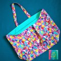 Ellie Whittaker Trapeze Tote Bag