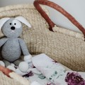 'Parker the Puppy' Crochet Toy Softie